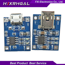 20pcs USB 5V 1A TP4056 Lithium Battery Charger Module Charging Board With Protection Dual Functions 1A Li-ion
