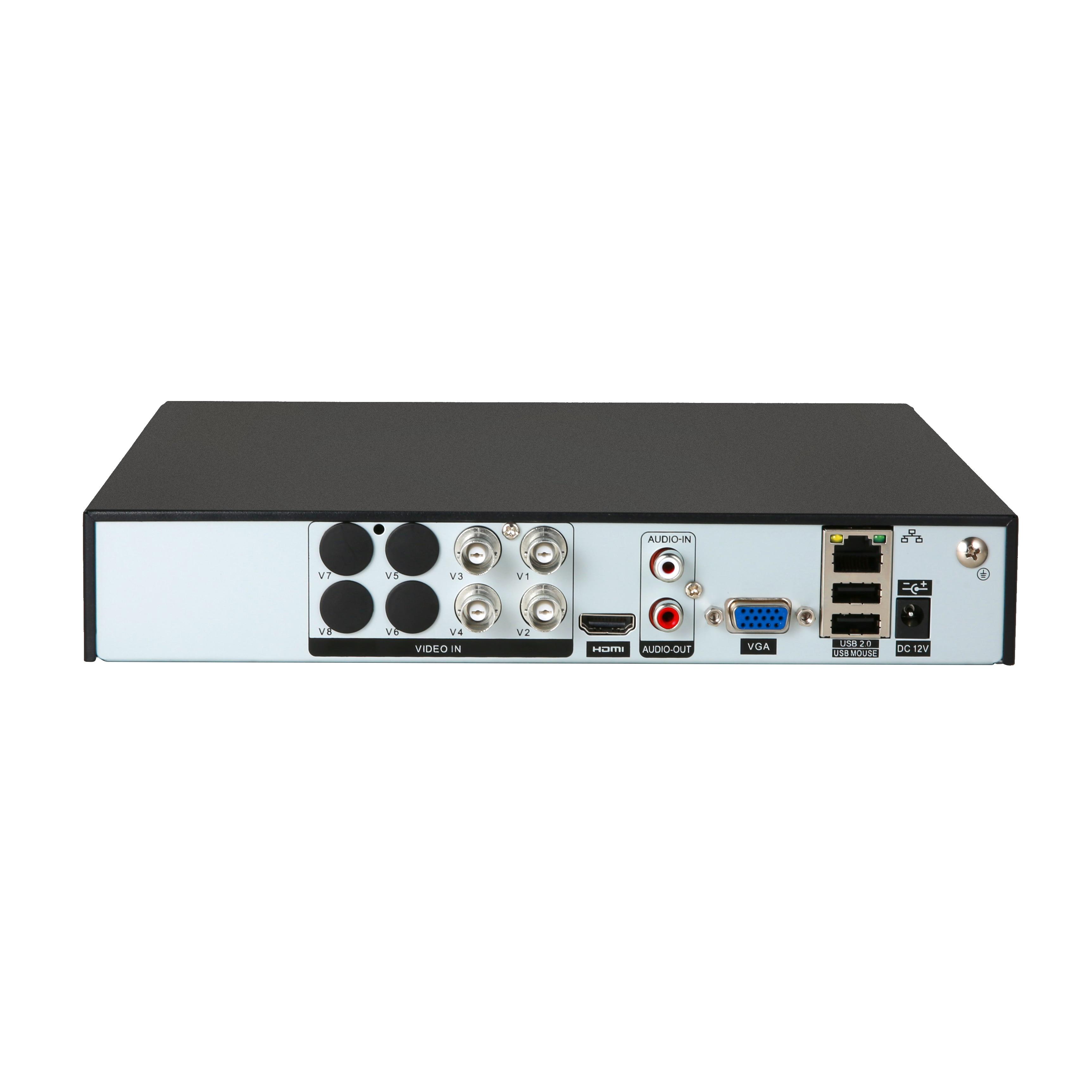 SANNCE 4 Kanal 8 Kanal AHD DVR AHDM 5-in-1 1080N Sicherheit CCTV DVR - Schutz und Sicherheit - Foto 3