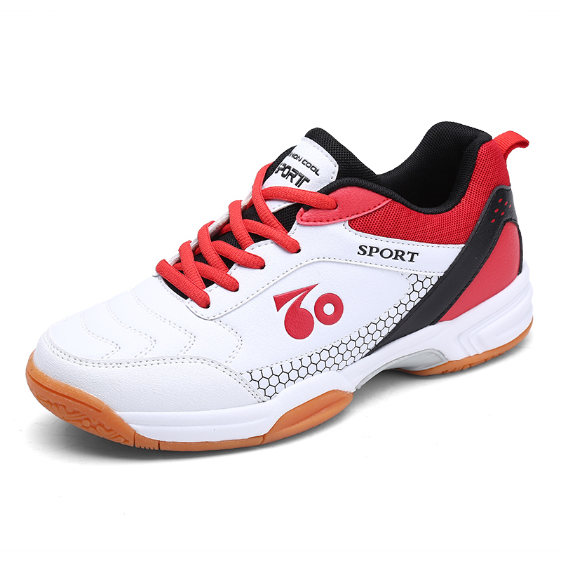 New Badminton Shoes men high quality Training Breathable Anti-Slippery Light Sneakers Sport Shoes Men size39-44 ...