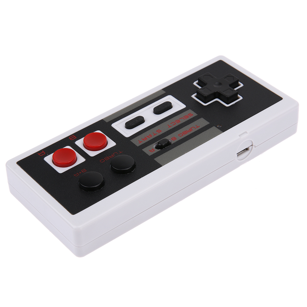 2.4G Mini Classic Wireless Gaming Controller Gamepad Joypad Game Control for Nintendo Game Controller