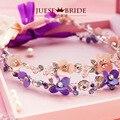 The bride hair accessory hair bands hair rope hair accessory marriage accessories wedding accessories rhinestone beaded