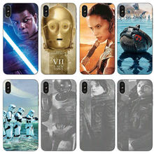 Hot Storm Trooper Star Wars Soft TPU Phone Case for iphone 5s Covers Funda for iphone X XR XS Max 6 6sPlus 7 8 Plus 10 Capinhas(China)