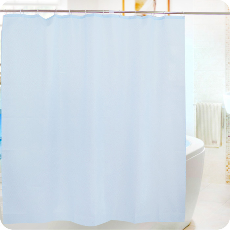 Feiqiong Brand 180180CM Pure Diamond Shower Curtain For Bathroom 100 Polyester Waterproof With 12 Hooks In Curtains From Home
