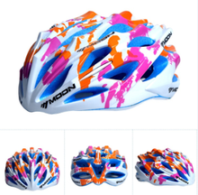 2018 MOON  limited version Bicycle Helmet Sports Safety Cycling bike Road Mountain Ultralight Light Multi Colors Helmet