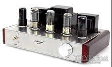 Nobsound 6P6P+6J8P Class A Single-ended Tube Amplifier Hifi DIY Valve AMP 4Wx2 Finished Product 110~240V