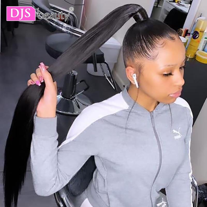 Nett Brasilianische Haarwebart Bundles 8-32 38 40 Zoll Maschine Doppel Schuss Haar Bundles 6a Raw Reines Remy Haar Extensions Djs Schönheit Haarverlängerung Und Perücken
