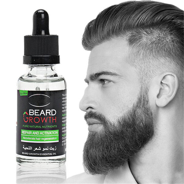 Beard Oil Wax Balm Hair Loss Products Conditioner For Groomed Growth Moisturizes