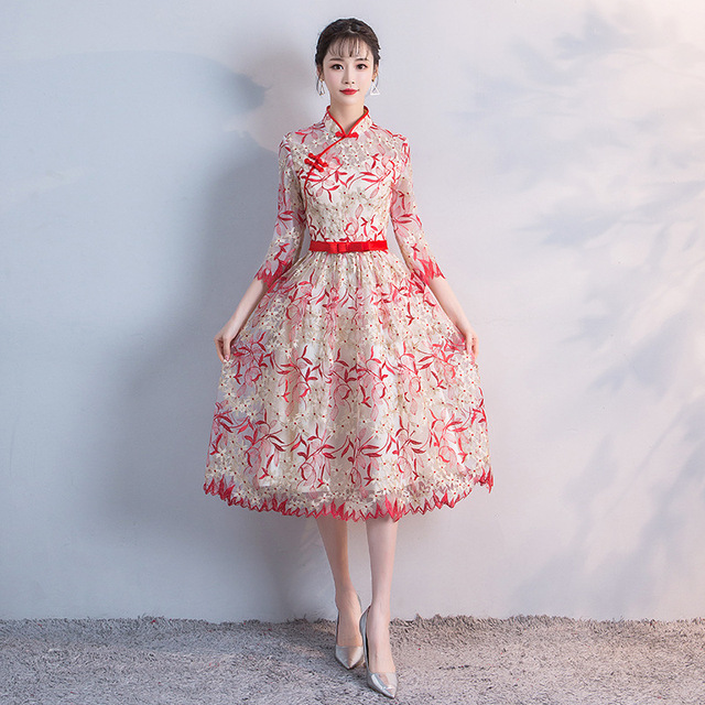 Lace Dresses From China