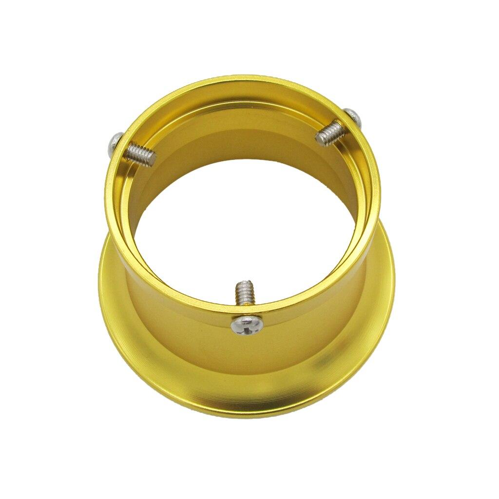 Coupe de klaxon de vent de tasse de filtre à Air de carburateur modifiée par moto de 50mm adaptée pour Keihin OKO KOSO PWK24/26/28/30 PE CVK28/30