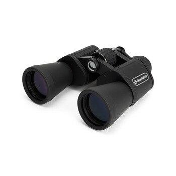 Celestron UpClose G2 20x50 Porro Binocular Telescope Multi-Coated for Hunting Hiking Bird Watching Sport Events Travel