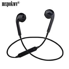 Esporte Fones de Ouvido Sem Fio Bluetooth Estéreo Fone De Ouvido Fone de Ouvido Com Microfone Para iPhone Samsung Xiaomi Android Phone PC Fones De Ouvido