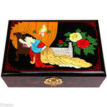 Buy sleeping beauty jewelry box and get free shipping on AliExpresscom