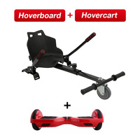 iScooter Kart hoverboard for 6.5 8 10Two Wheel Self Balancing Scooter Bag Hoverkart hoverseat Go Karting Longboard for kids