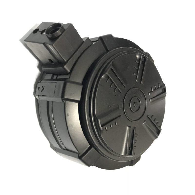 Accessoires de tambour de jouet Zhenduo pour pistolet à balle Gel tireur d'eau MP5