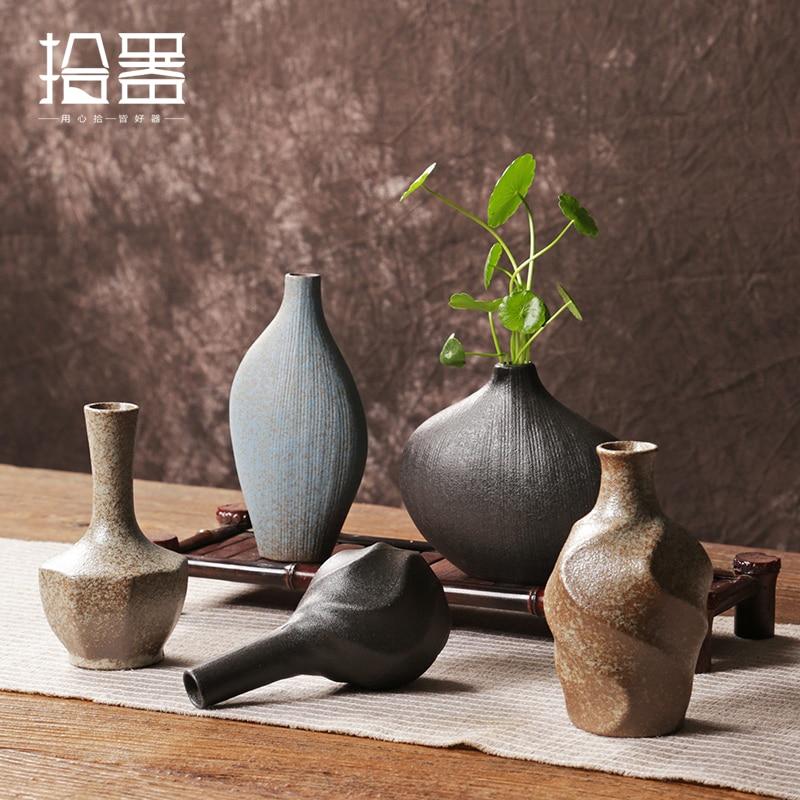 2018 Europe Ceramic Vase Modern Fashion Decorative Ceramic Flower Vase For Homes Porcelain Vases For Wedding Tabletop Vase Decor