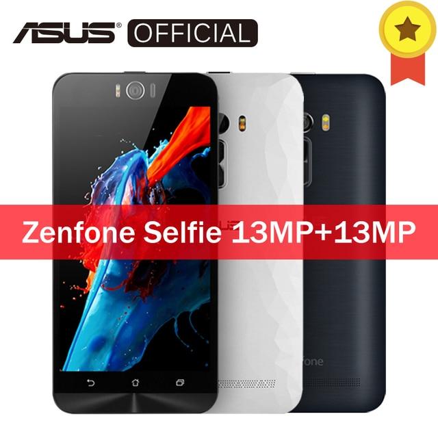 Asus Zenfone Selfie ZD551KL Snapdragon восьмиядерный смартфон Android 5.0 5.5 ''3 ГБ оперативной памяти 16 ГБ ROM 4 г LTE 13.0MP камеры мобильного телефона