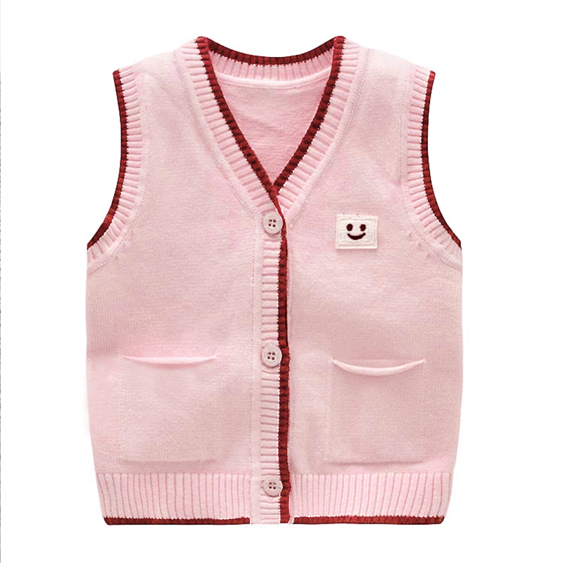 Casual-Baby-Sweater-Knit-Cotton-Boys-Vest-Sleeveless-V-Neck-Newborn-Baby-Sweater-For-Boys-Spring-Autumn-Baby-Boys-Clothing-6-18M-2
