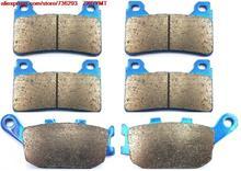 Спеченные шоссейные тормозных колодок, пригодный для Honda CBR1000 CBR1000RR CBR 1000 RR Fireblade (рад. CAL) 2004-2005
