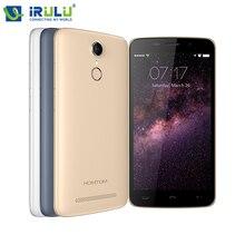 IRULU Original HOMTOM HT17 5.5 pulgadas 1280x720HD 4G FDD Android 6.0 Huella Digital Quad Core 1 GB + 8 GB 13MP Nuevo Teléfono Móvil Inteligente