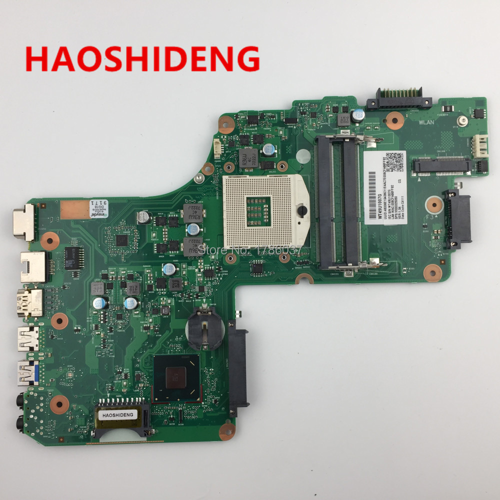 V000325050 For Toshiba Satellite C50 C55 C55T C55-A5311 series Laptop Motherboard ,All functions fully Tested! цена
