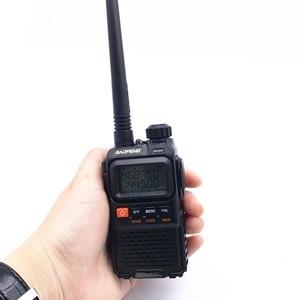 Image 5 - Baofeng UV 3R Plus Walkie Talkie Uhf Vhf Mini Uv 3R + Draagbare Cb Radio Vox Zaklamp Fm Transceiver Ham Radio amador UV3R