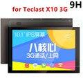 "Para Teclast X10 3G Octa Núcleo 10.1 ""Tablet Película Protetora de Vidro Temperado Protetor de Tela HD Claro 0.26mm Prémio 2.5D"