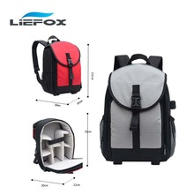 Digital SLR Camera Bag DSLR Backpack Video Photo Bags for Camera Canon Sony d3200 d3100 d5200 Small Compact Camera Backpacks