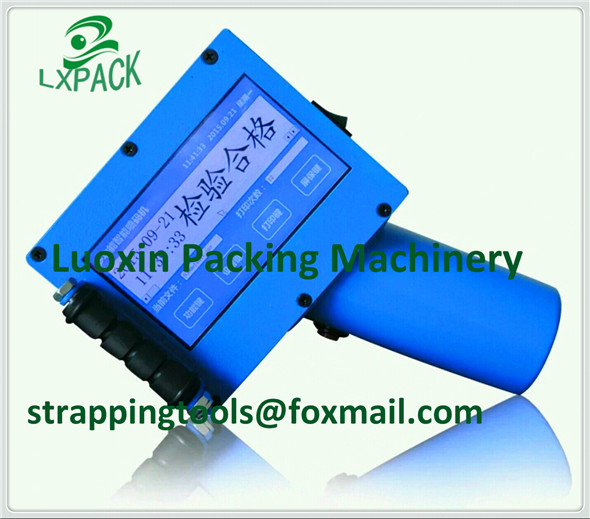 LX-PACK Lowest Factory Price inkjet printer date code hand held injet  printer for packaging Large Format Inkjet Printer