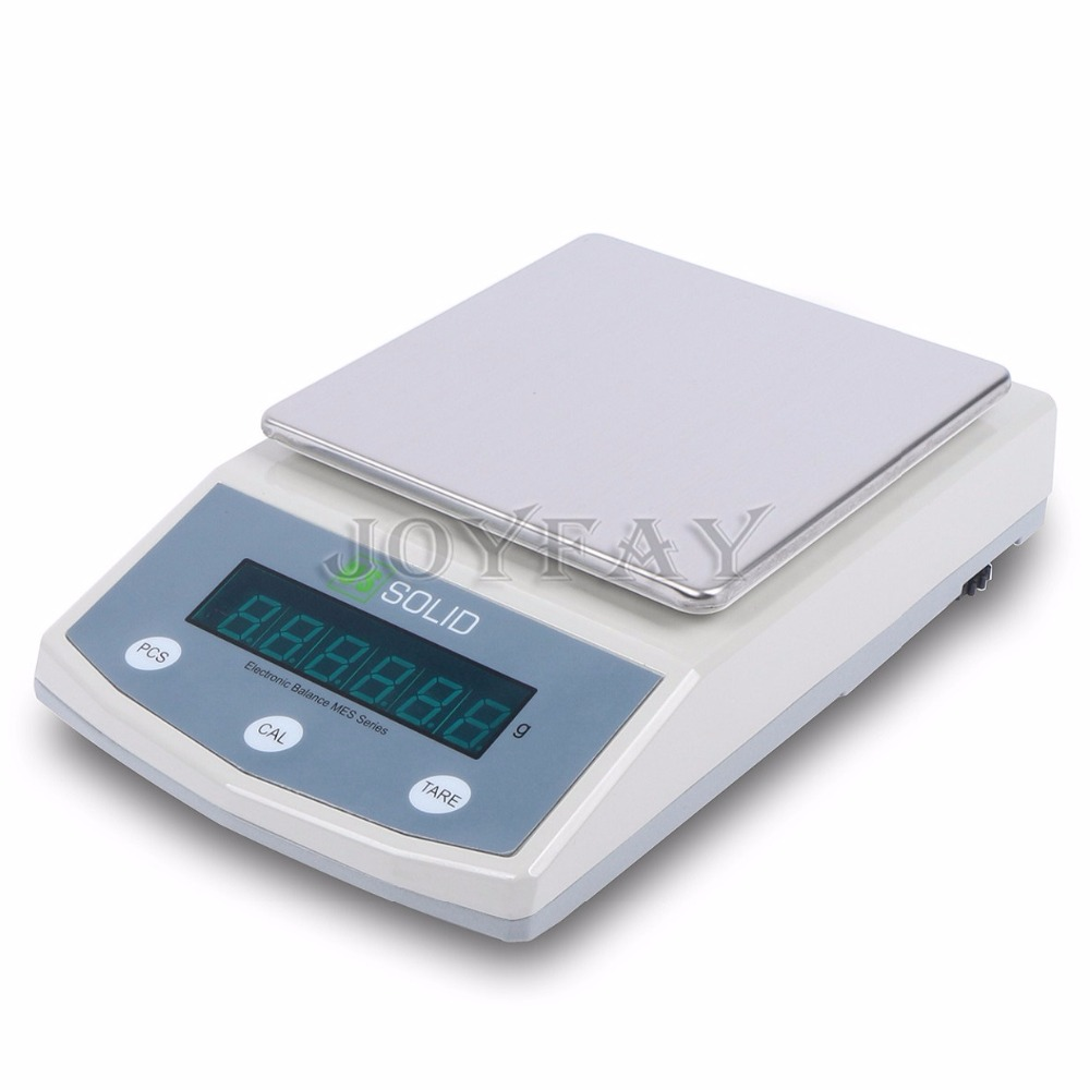 U S Solid 5kg x 0 01g Digital Balance Weight Scale LED Precision Weight