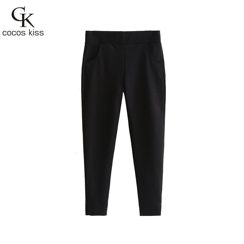 Black Work Pants For Women