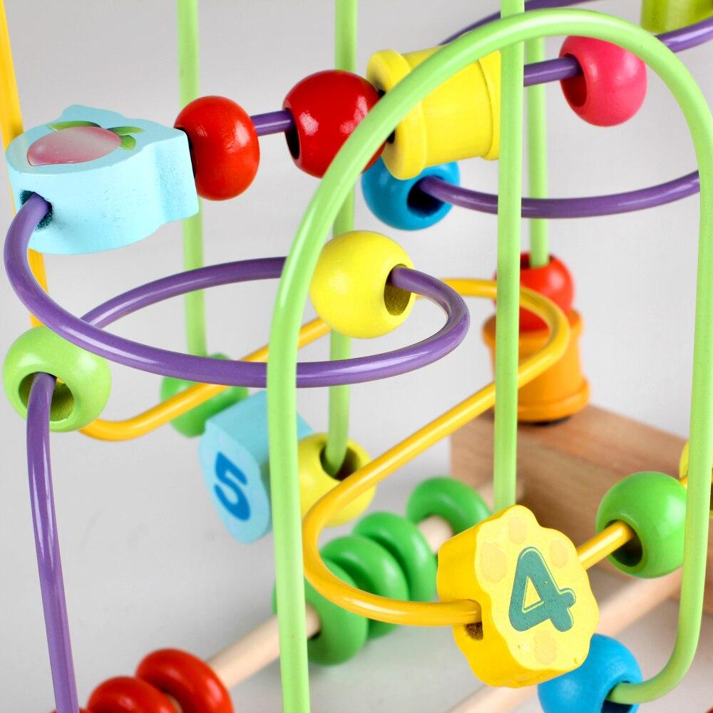 Crianças brinquedos montessori brinquedos educativos de madeira