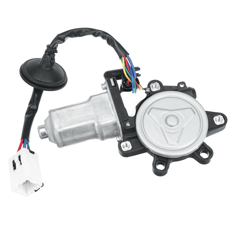 Front Left and Front Right Power Window Lift Motor for Infiniti G35 2003-2009 Nissan 350Z