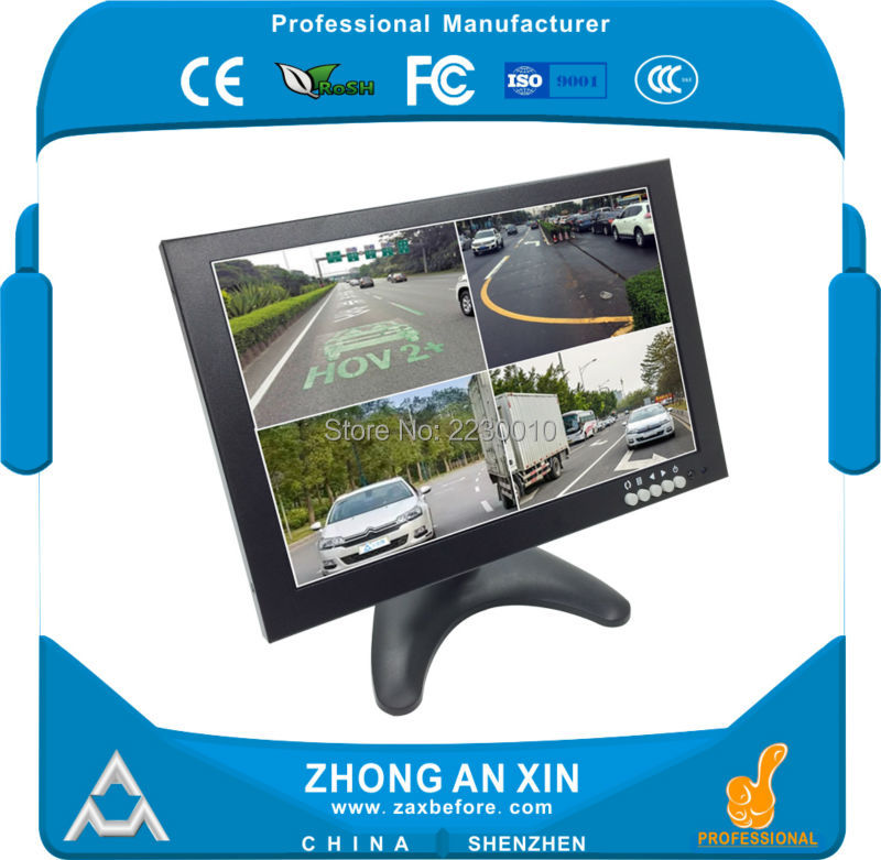 все цены на 10 inch Full HD LCD screen Vehicle display screen Monitor display онлайн
