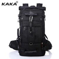 Backpack Men Travel Backpack Travel Bag Large Capacity Outdoor Sports Utility Mountaineering Multifunctional Waterproof Backpack
