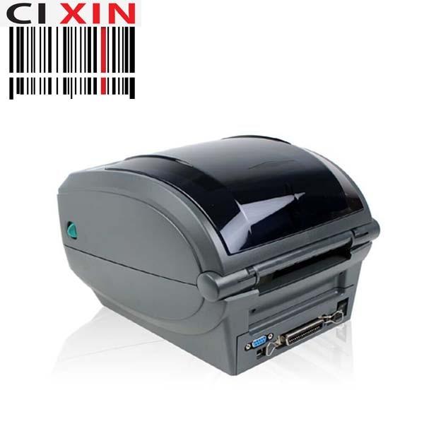 Original zebra GK420t desktop barcode printer 203dpi printer label thermal transfer printer 200dpi free shipping(China)