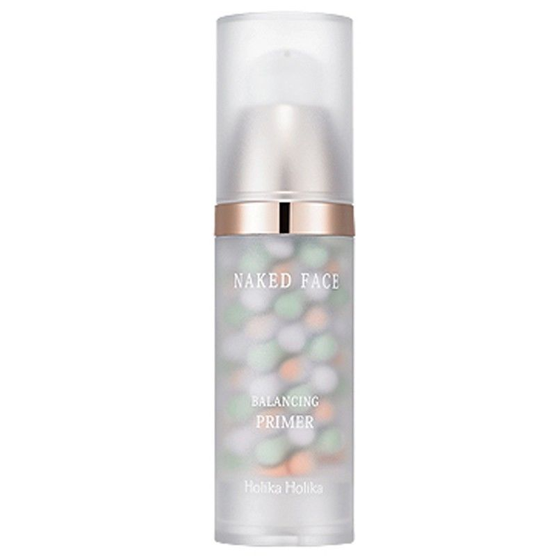 HOLIKA HOLIKA Naked Face Balancing Primer 35g Face Primer Natural Matte Make Up Foundation Pores Oil-control naked