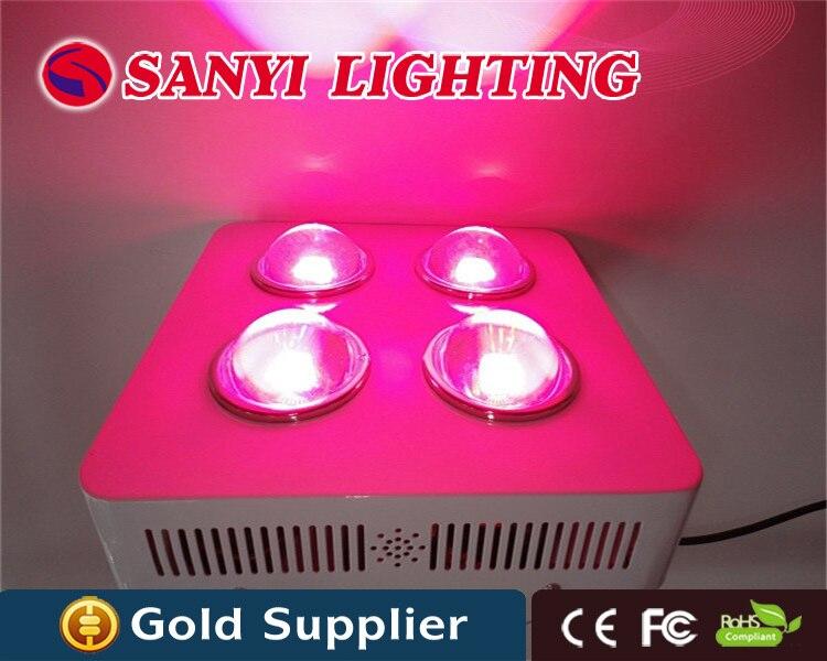 COB LED 200 Вт lushpro гидропоники полный спектр светать = 400 Вт ГЭС расти номер ...