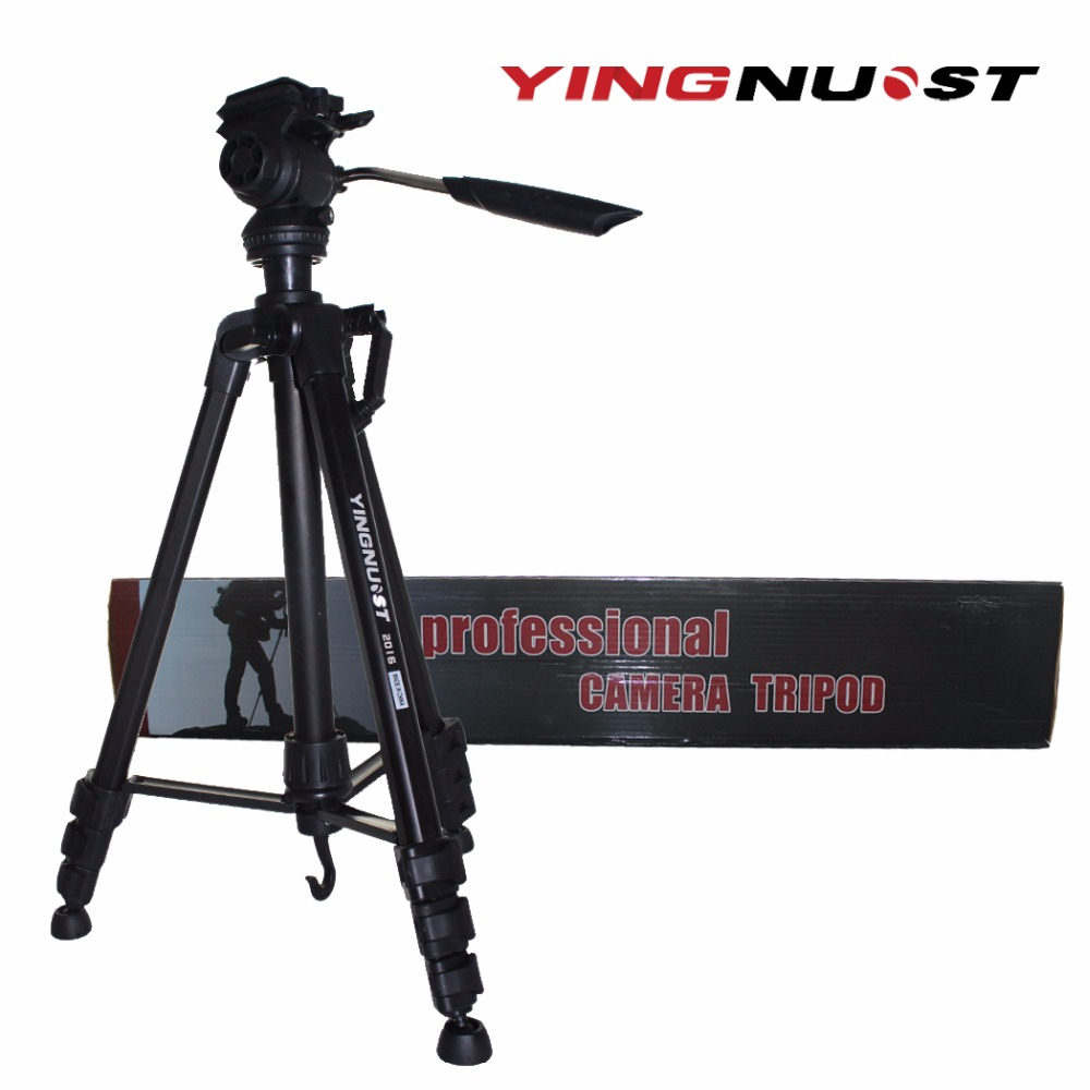 YINGNUOST YN2016 Tripod For SLR DSLR Digital Camera Professional Camera Tripod Portable Travel Aluminum  Accessories Stan lowepro protactic 450 aw backpack rain professional slr for two cameras bag shoulder camera bag dslr 15 inch laptop