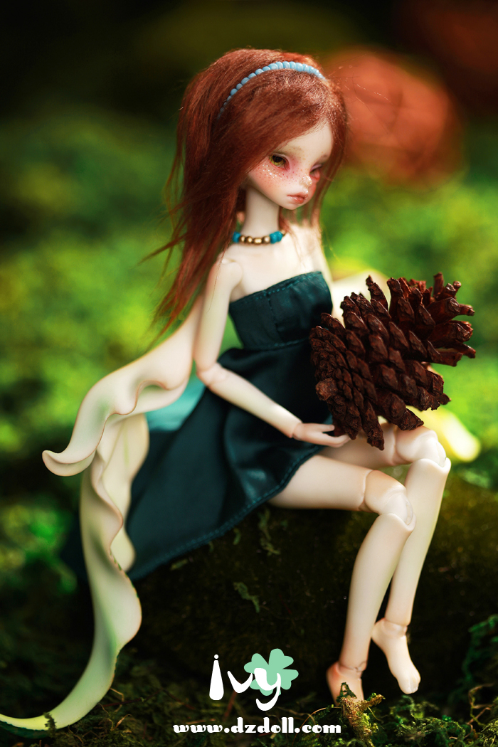 ФОТО DZ-18 series of the girl's body sub-B18-002 Doll (Ivy) SD similar to the eyes
