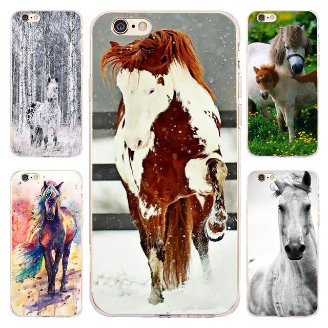 iphone xs horse case