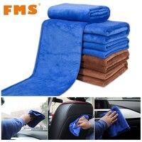 1 stück 160 cm * 60 cm Handtuch Großhandel Auto Waschen Handtücher Dicken Plüsch Mikrofaser Autos Reinigung Saugfähigen Tuch Für polieren Schrubben