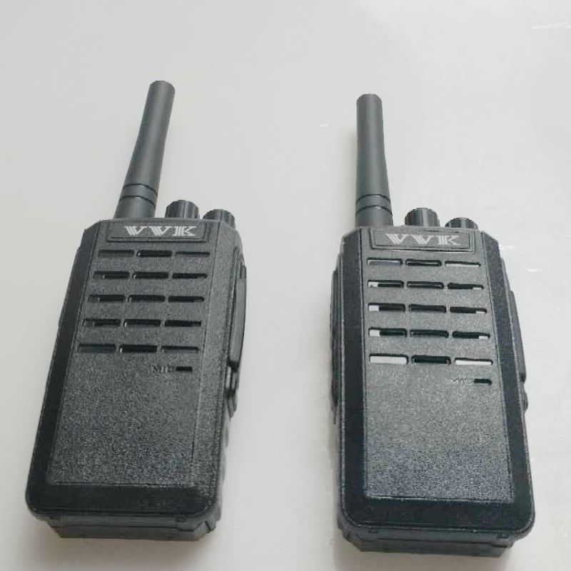 VK-320  Handheld Walkie Talkie Portable 5W High Power UHF Handheld Two Way Ham Radio Communicator HF Transceiver