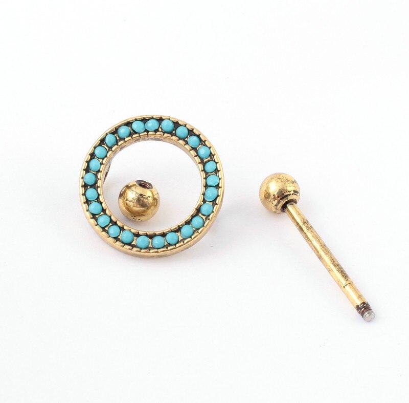 1Pair Sexy Lady Jewelry Nipple Shield Body Jewelry Piercing Ring