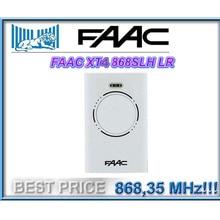 FAAC XT2 868 SLH LR Remote Control 868,35MHz Rolling