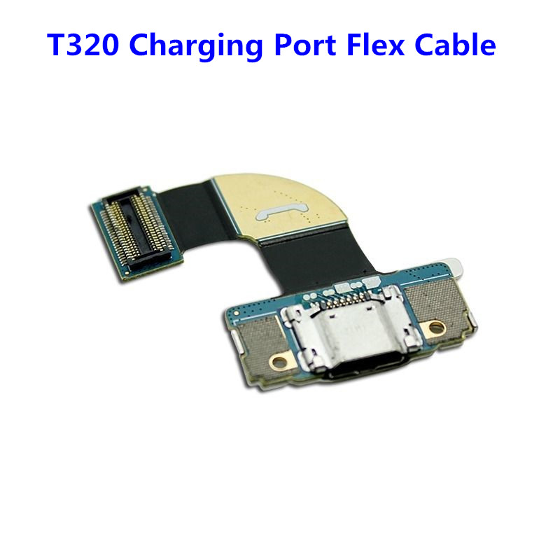 "Samsung Galaxy Tab Pro SM-T320 8.4/"" Original Charging Port Dock USB Board Cable"