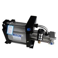 New Arrival DGA40 Pneumatic Nitrogen Gas Booster Pump Stainless Steel High Quality Air Nitrogen Booster Pump 320Bar Max Pressure