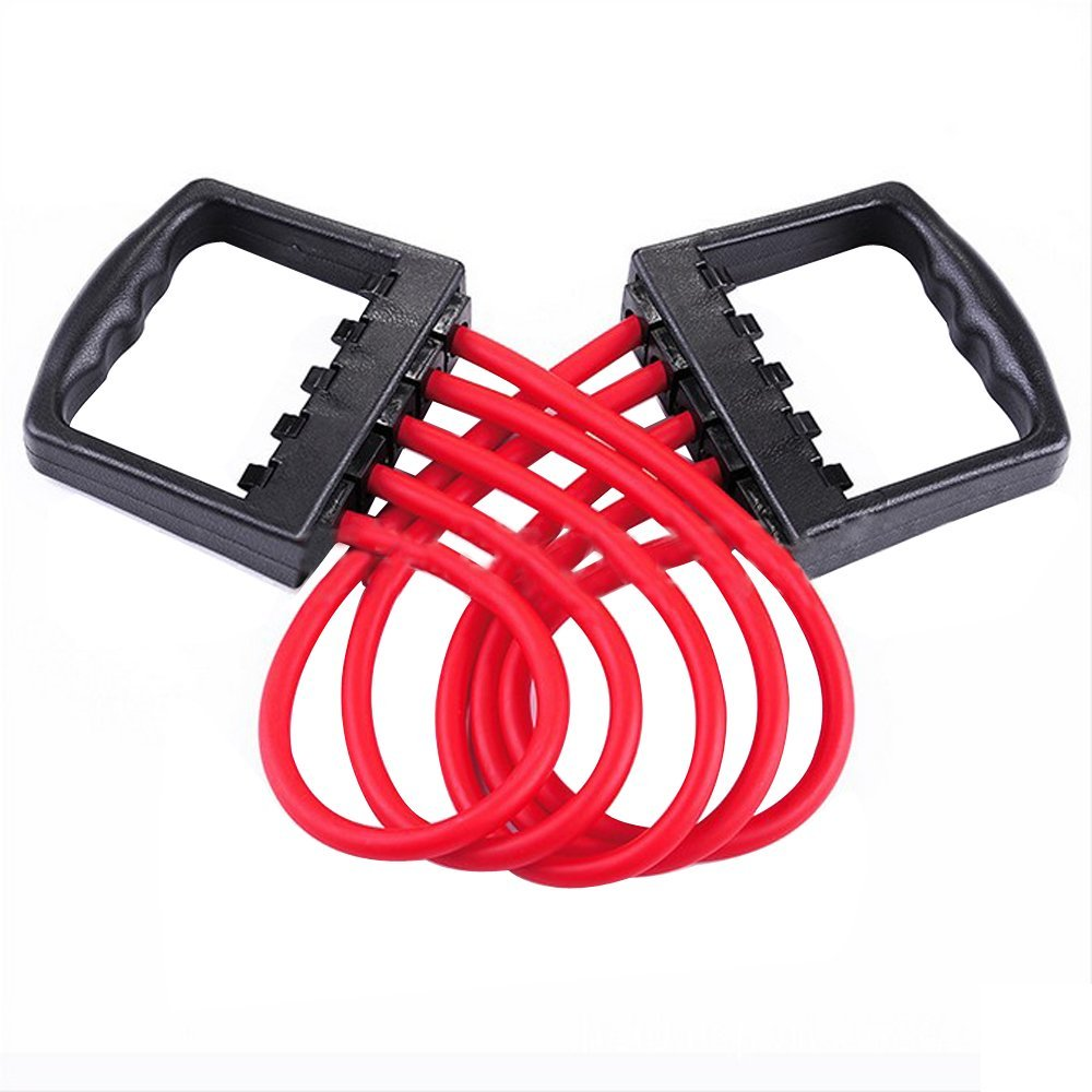 Portable Indoor Sports Chest Expander Puller (26)