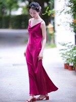 Линетт CHINOISERIE Летние оригинальные Дизайн Для женщин Свободные универсальные шелковые платья