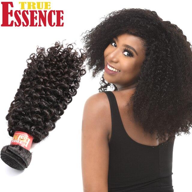 Aliexpress Buy True Essence Hair Brazilian Kinky Curly Virgin