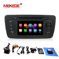 free shipping Car DVD multimedai Player for Seat Ibiza 2009 2013 GPS Navigation with USB Radio BT audi Stereo 1080P video
